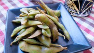 【燻製レシピ】ビールやウィスキーのお供に!簡単に作れる枝豆の燻製